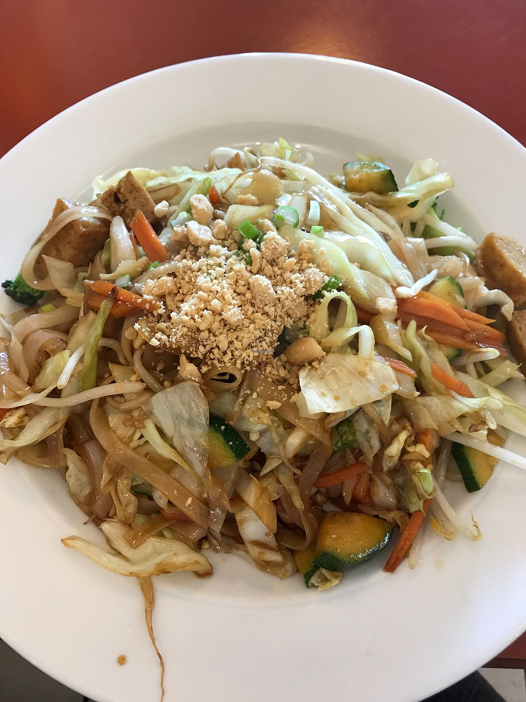 """Photo of Tong Thai  by <a href=""""/members/profile/Milipili"""">Milipili</a> <br/>Pad Thai <br/> February 14, 2018  - <a href='/contact/abuse/image/80426/359246'>Report</a>"""