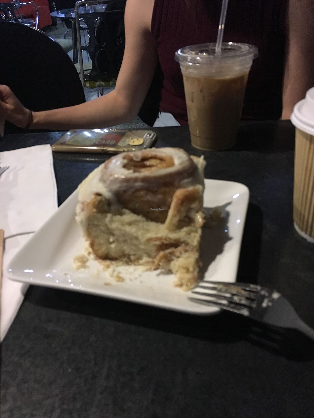 "Photo of Black Hole Coffee House  by <a href=""/members/profile/ChristineLee"">ChristineLee</a> <br/>sinfull bakery cinnamon rolls <br/> August 8, 2017  - <a href='/contact/abuse/image/80432/290274'>Report</a>"