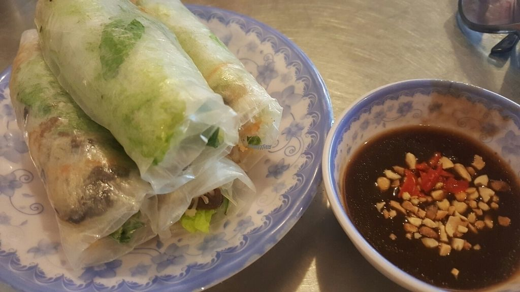 """Photo of CLOSED: Hy Lac 2  by <a href=""""/members/profile/Refinnej"""">Refinnej</a> <br/>Spring Rolls <br/> September 21, 2016  - <a href='/contact/abuse/image/80436/177189'>Report</a>"""