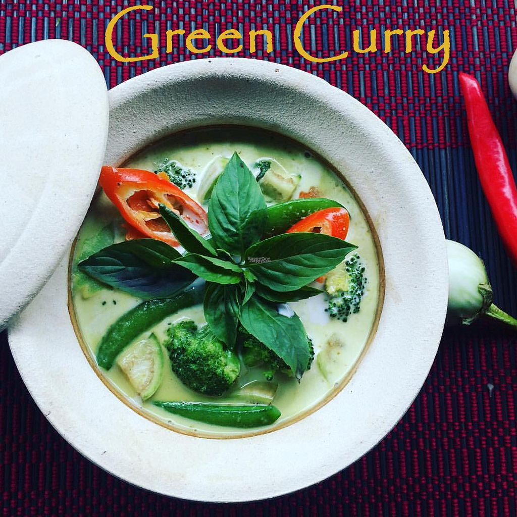 """Photo of CLOSED: Dragon & Phoenix  by <a href=""""/members/profile/MiraSing"""">MiraSing</a> <br/>green curry 120 thb soo tasty <br/> October 20, 2016  - <a href='/contact/abuse/image/80466/183105'>Report</a>"""