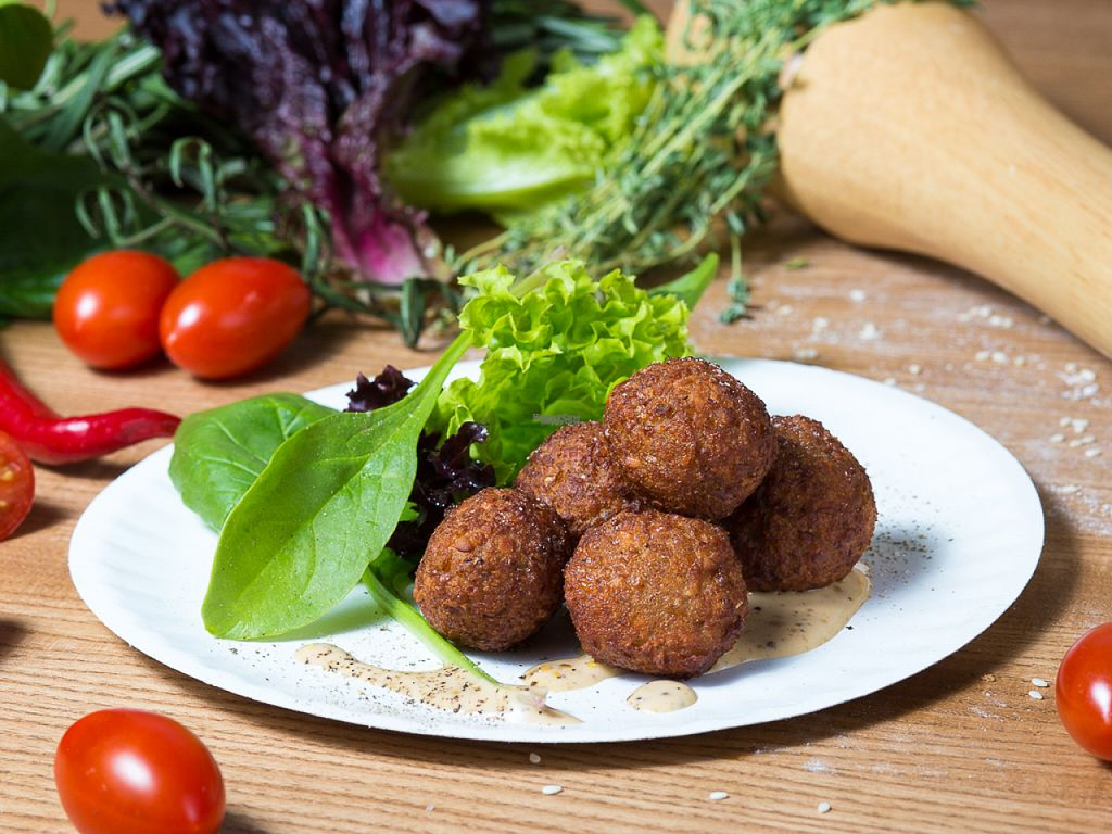 """Photo of CLOSED: GreenBurg   by <a href=""""/members/profile/PortunovDenis"""">PortunovDenis</a> <br/>Falafel balls <br/> November 3, 2016  - <a href='/contact/abuse/image/80468/186416'>Report</a>"""