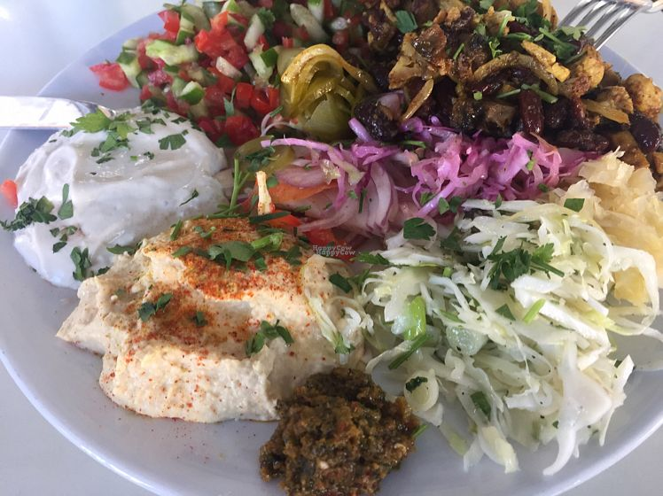 """Photo of Falafel Mevorach  by <a href=""""/members/profile/Oreng1976"""">Oreng1976</a> <br/>yumm <br/> October 3, 2016  - <a href='/contact/abuse/image/80470/179515'>Report</a>"""