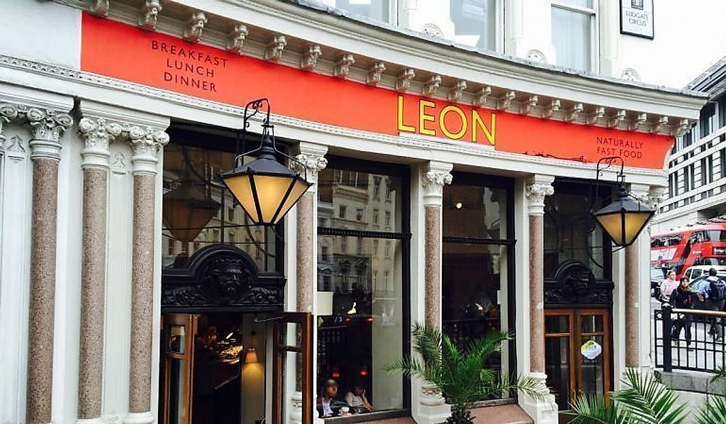"""Photo of LEON - Ludgate Circus  by <a href=""""/members/profile/community"""">community</a> <br/>LEON <br/> September 5, 2017  - <a href='/contact/abuse/image/80472/301224'>Report</a>"""