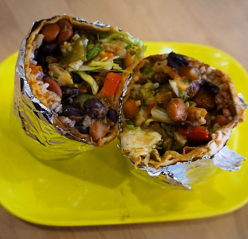 "Photo of Areceli's  by <a href=""/members/profile/AmyHuntt"">AmyHuntt</a> <br/>a giant bean burrito  <br/> May 25, 2017  - <a href='/contact/abuse/image/80493/262501'>Report</a>"