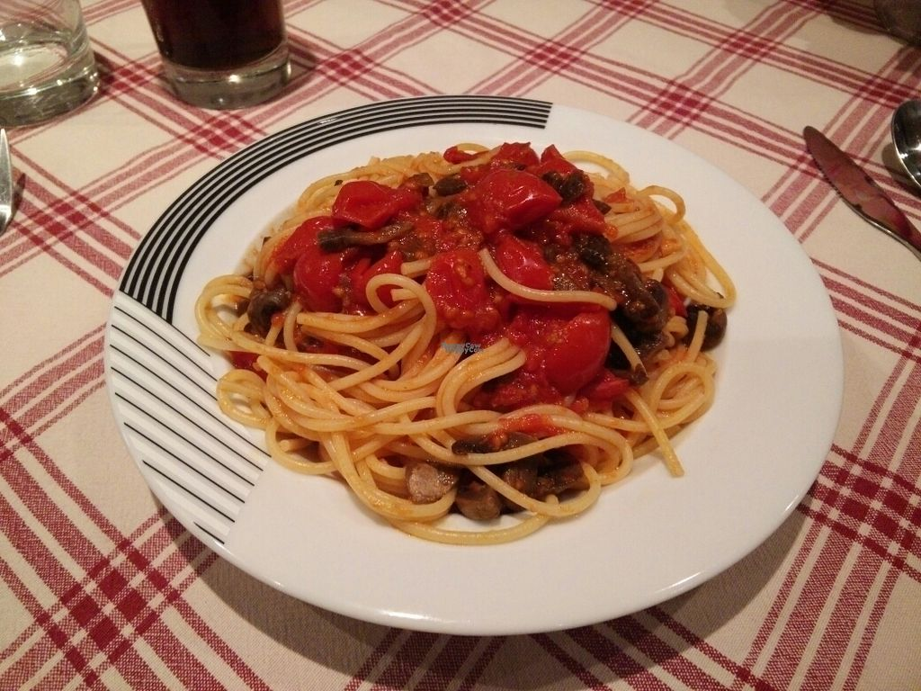 "Photo of CLOSED: La Tana  by <a href=""/members/profile/Meaks"">Meaks</a> <br/>Vegan Pasta <br/> September 23, 2016  - <a href='/contact/abuse/image/80504/177575'>Report</a>"