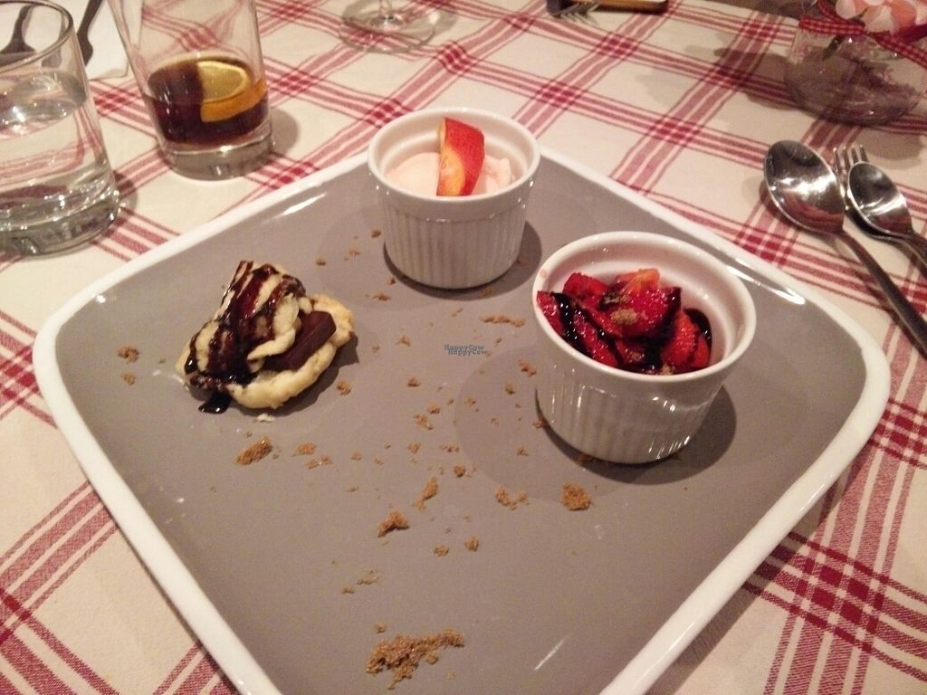 "Photo of CLOSED: La Tana  by <a href=""/members/profile/Meaks"">Meaks</a> <br/>Mixed vegan desserts <br/> September 23, 2016  - <a href='/contact/abuse/image/80504/177576'>Report</a>"