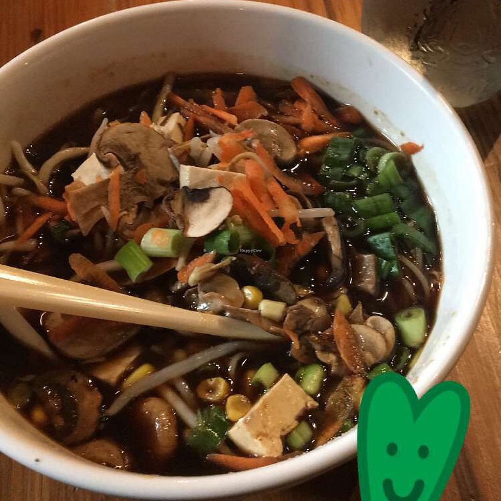 """Photo of Black Sheep Lounge  by <a href=""""/members/profile/kendrabiller"""">kendrabiller</a> <br/>Vegan Ramen <br/> May 5, 2017  - <a href='/contact/abuse/image/80509/255915'>Report</a>"""