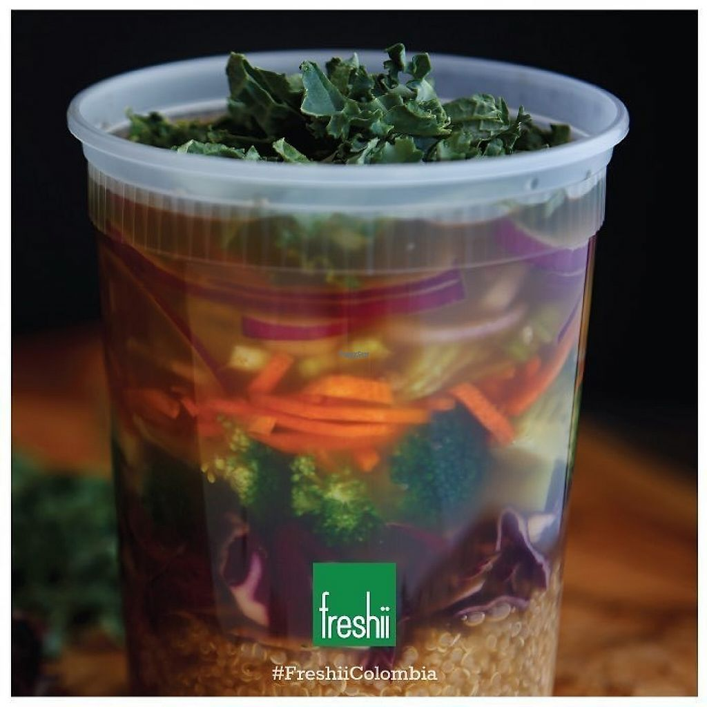 "Photo of freshii  by <a href=""/members/profile/community"">community</a> <br/>Vegetable Soup <br/> February 28, 2017  - <a href='/contact/abuse/image/80532/231132'>Report</a>"
