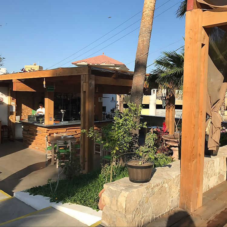 """Photo of Mako Vegan and Veggie Restaurant  by <a href=""""/members/profile/meltedbuttercup"""">meltedbuttercup</a> <br/>such a cute little spot  <br/> June 14, 2017  - <a href='/contact/abuse/image/80535/268883'>Report</a>"""