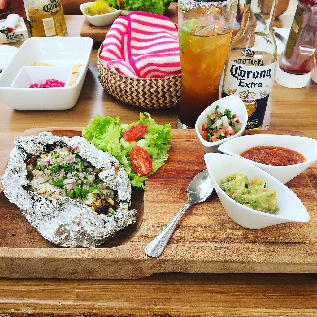 "Photo of Mako Vegan and Veggie Restaurant  by <a href=""/members/profile/AnastaciaJanowska"">AnastaciaJanowska</a> <br/>baked potato tacos <br/> April 5, 2018  - <a href='/contact/abuse/image/80535/381060'>Report</a>"