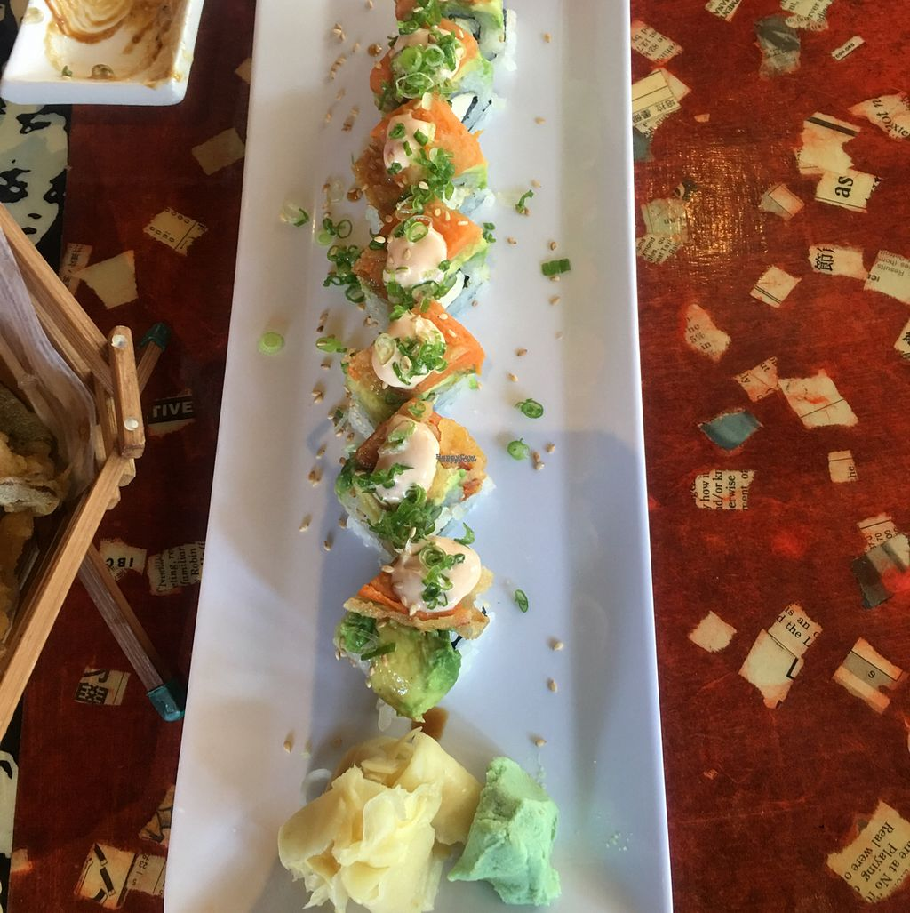 """Photo of Lou's Sushi  by <a href=""""/members/profile/Beryl"""">Beryl</a> <br/>Benjamin Button <br/> September 27, 2016  - <a href='/contact/abuse/image/80553/178237'>Report</a>"""