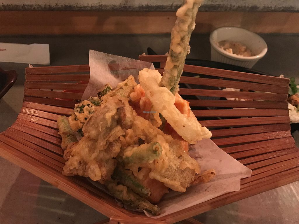 """Photo of Lou's Sushi  by <a href=""""/members/profile/Breda"""">Breda</a> <br/>Vegetable tempura <br/> February 22, 2018  - <a href='/contact/abuse/image/80553/362522'>Report</a>"""