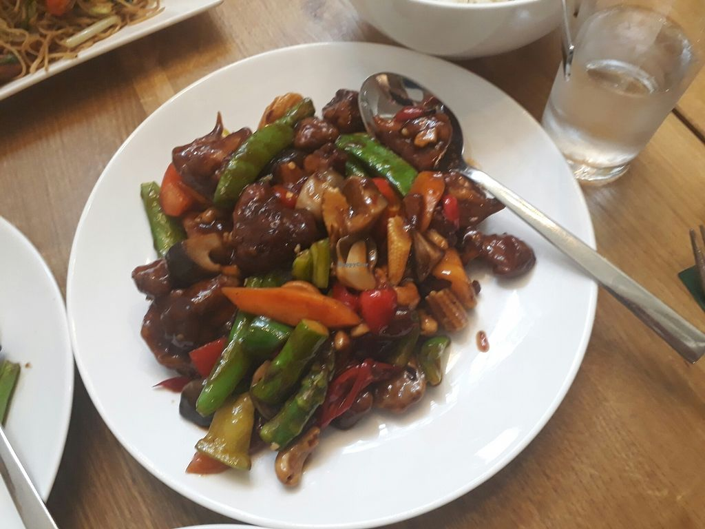 "Photo of De Kade  by <a href=""/members/profile/Viacer"">Viacer</a> <br/>vegan mushroom gong bao <br/> August 7, 2017  - <a href='/contact/abuse/image/80566/290181'>Report</a>"