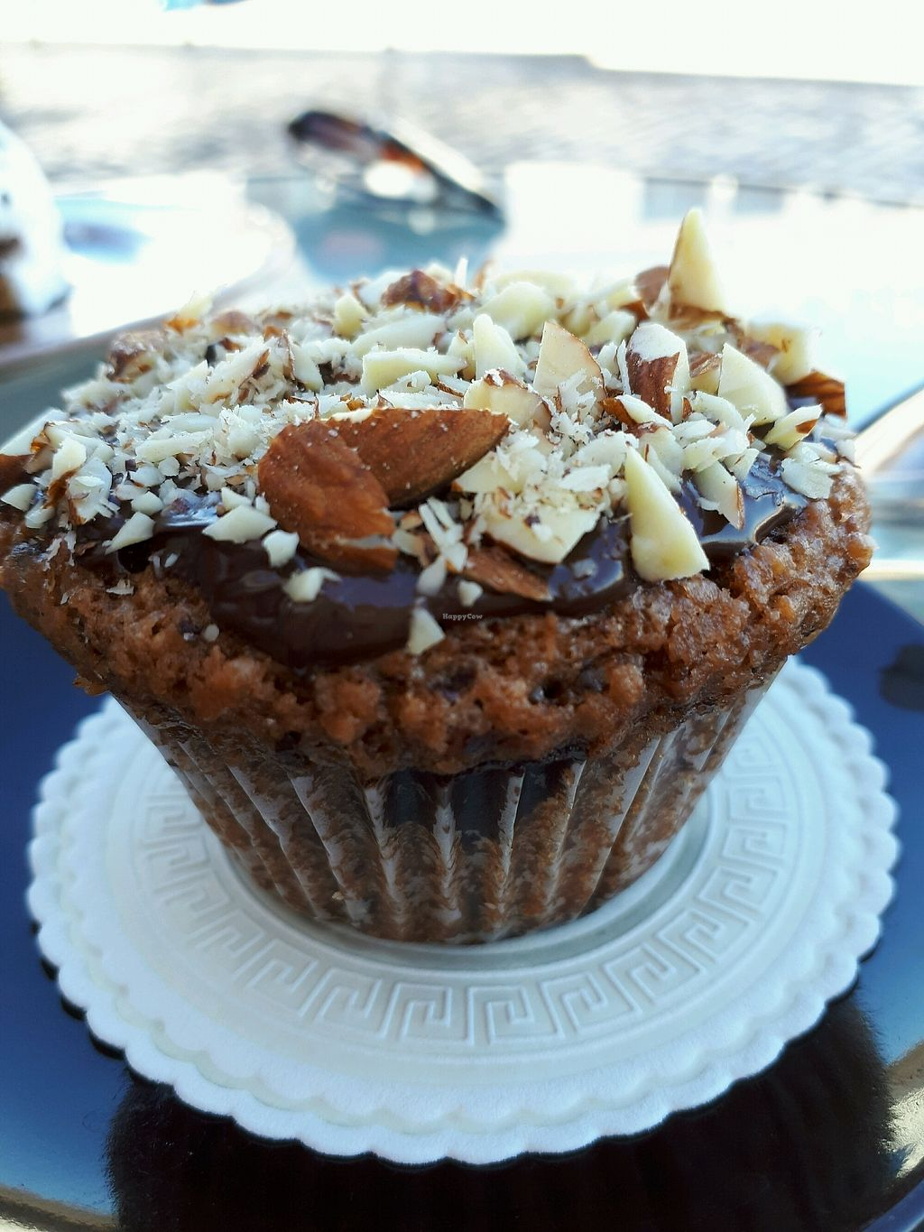 """Photo of Mandala  by <a href=""""/members/profile/KellyDean"""">KellyDean</a> <br/>almond chocolate muffin  <br/> October 6, 2017  - <a href='/contact/abuse/image/80570/312290'>Report</a>"""