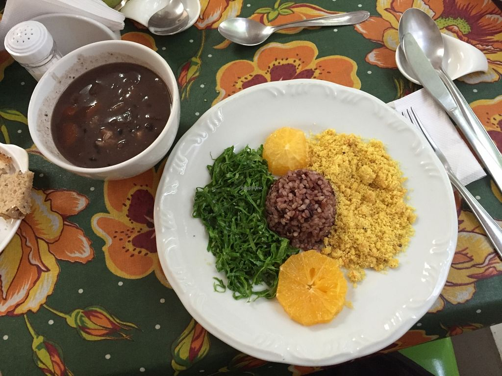 """Photo of Vege Tao  by <a href=""""/members/profile/Paolla"""">Paolla</a> <br/>Vegan feijoada <br/> January 7, 2016  - <a href='/contact/abuse/image/8059/131353'>Report</a>"""