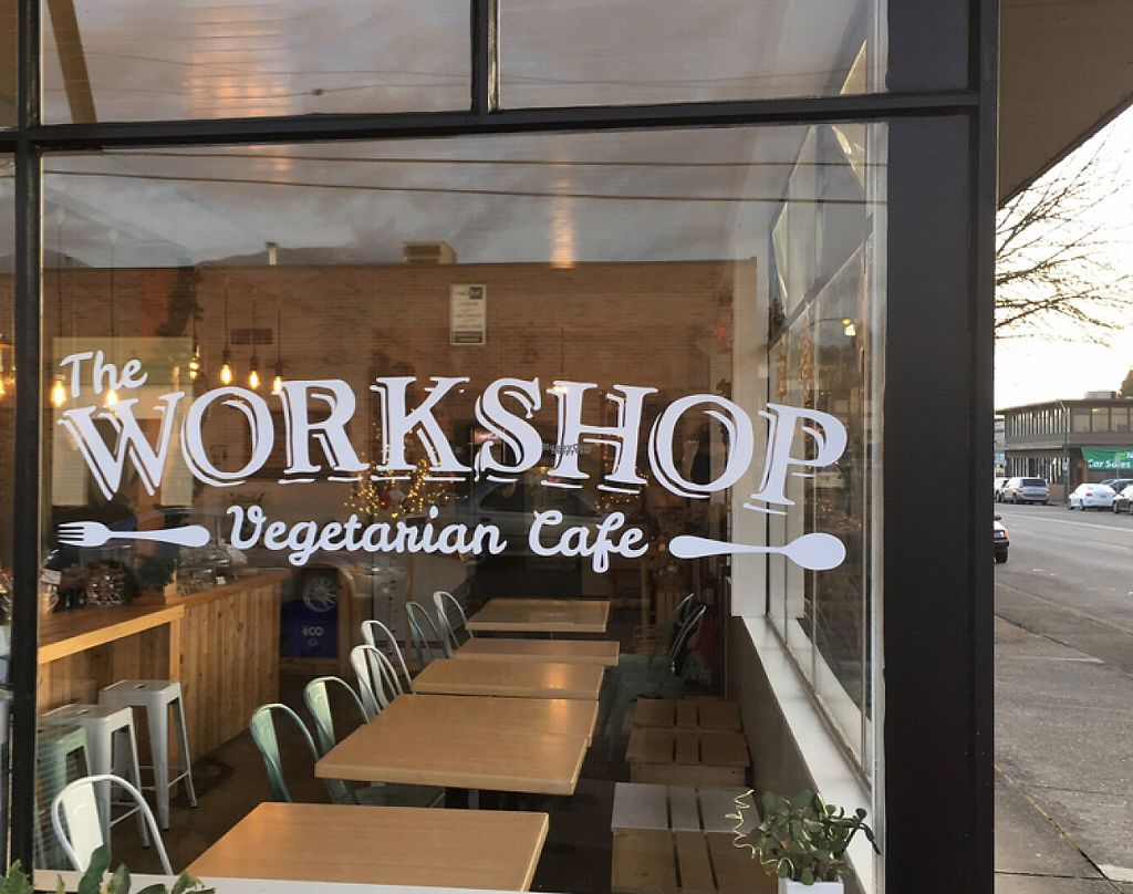 """Photo of The Workshop Vegetarian Cafe  by <a href=""""/members/profile/Zo"""">Zo</a> <br/>Great ambience   <br/> December 23, 2016  - <a href='/contact/abuse/image/80617/204182'>Report</a>"""