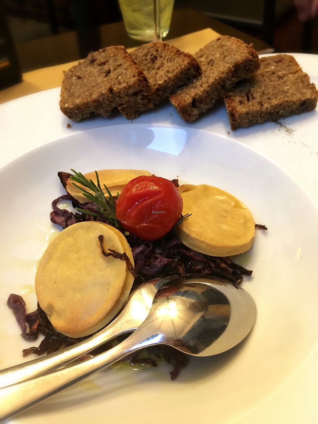 """Photo of Cantine Bernardini  by <a href=""""/members/profile/FranMcgarryArtist"""">FranMcgarryArtist</a> <br/>Vegan Chickpea dish  <br/> September 15, 2017  - <a href='/contact/abuse/image/80621/304652'>Report</a>"""