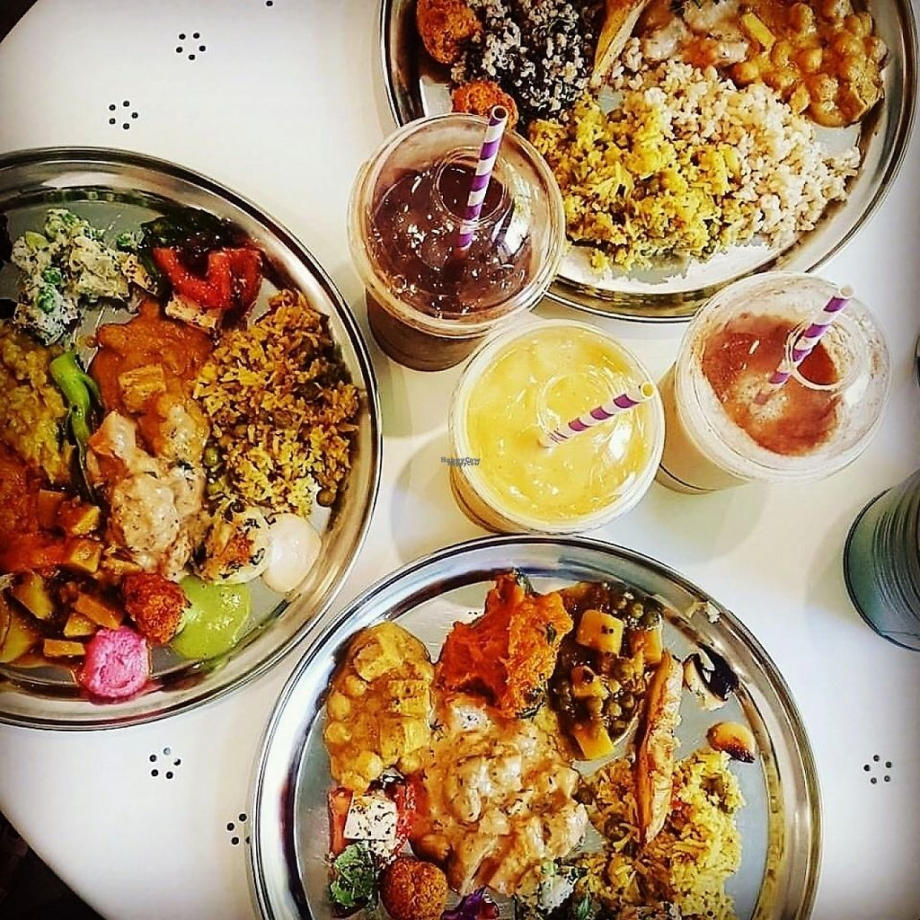 """Photo of OM Vegan Kitchen  by <a href=""""/members/profile/OM.Vegan.Kitchen"""">OM.Vegan.Kitchen</a> <br/>Get nourished at Om Vegan Kitchen! Revolutionary healthy fast food, very close to Sydney CBD at Surry Hills <br/> February 22, 2017  - <a href='/contact/abuse/image/80628/229460'>Report</a>"""