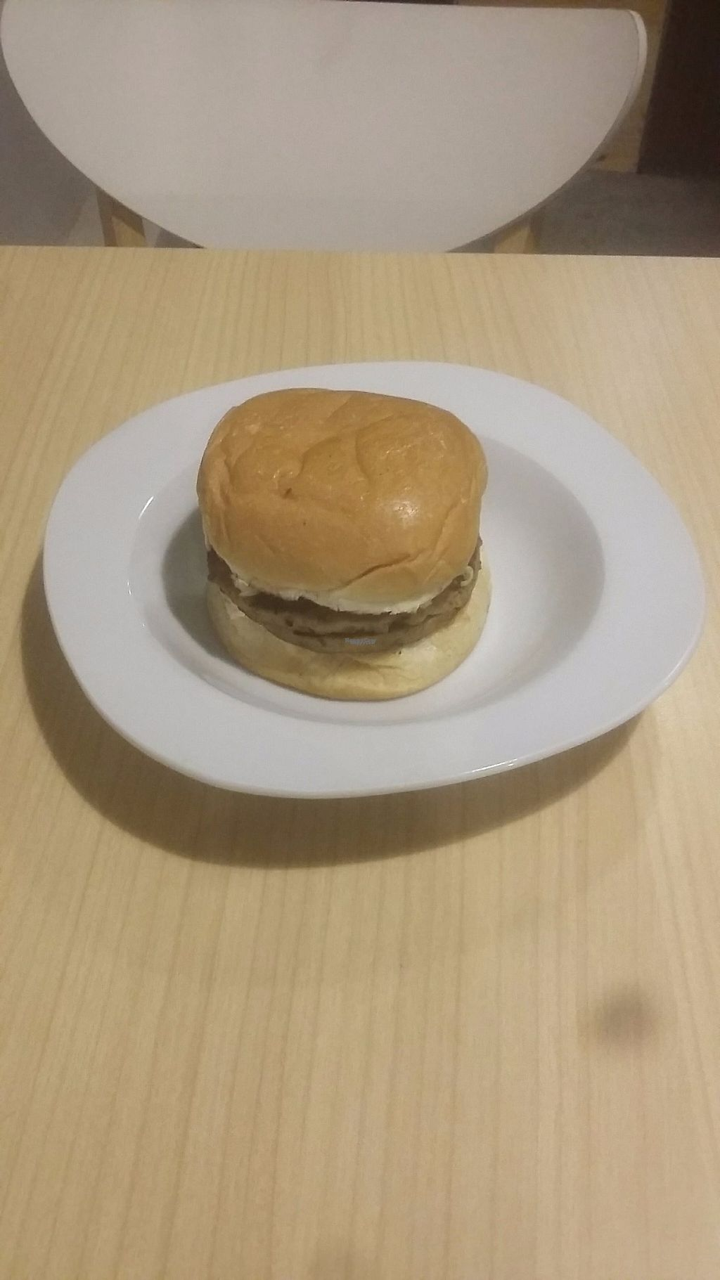 "Photo of Veggielicious Cafe  by <a href=""/members/profile/samlowry"">samlowry</a> <br/>A top-cold burger :) <br/> January 15, 2017  - <a href='/contact/abuse/image/80636/212257'>Report</a>"