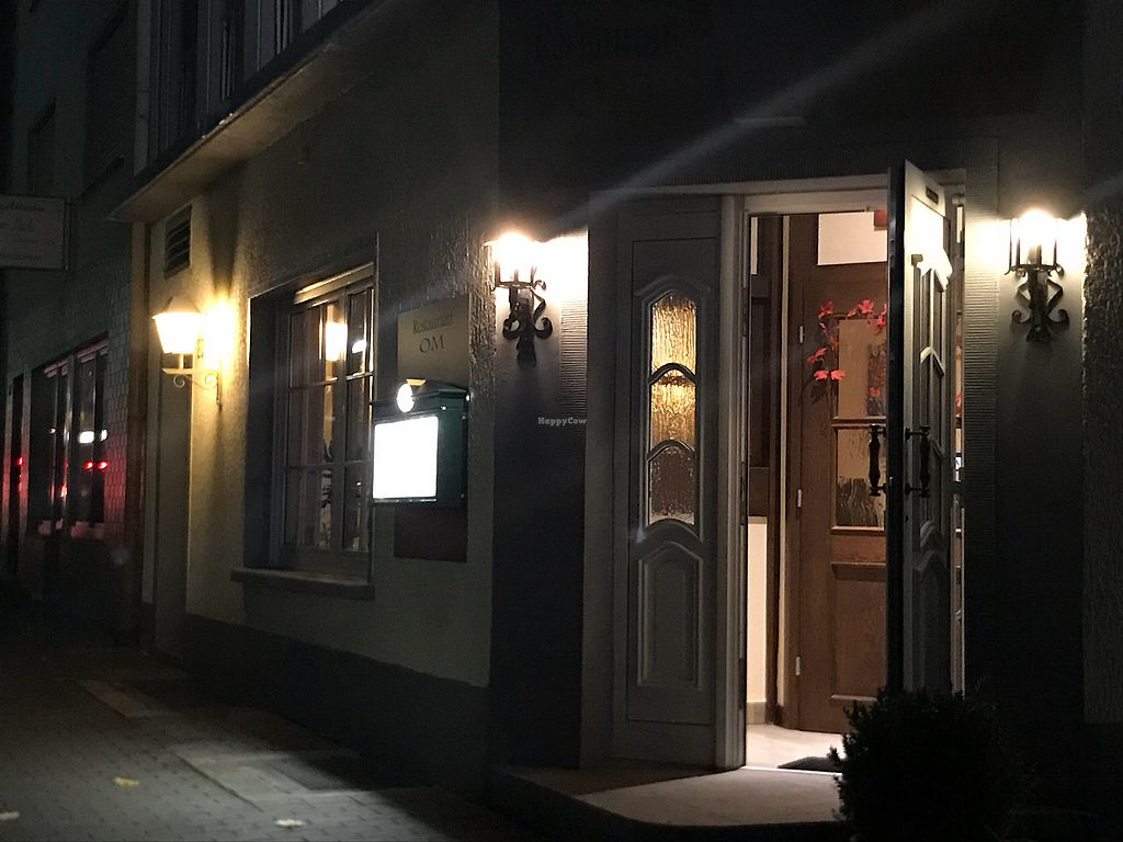 """Photo of Restaurant OM  by <a href=""""/members/profile/TimWeingarten"""">TimWeingarten</a> <br/>  <br/> November 9, 2017  - <a href='/contact/abuse/image/80673/323683'>Report</a>"""