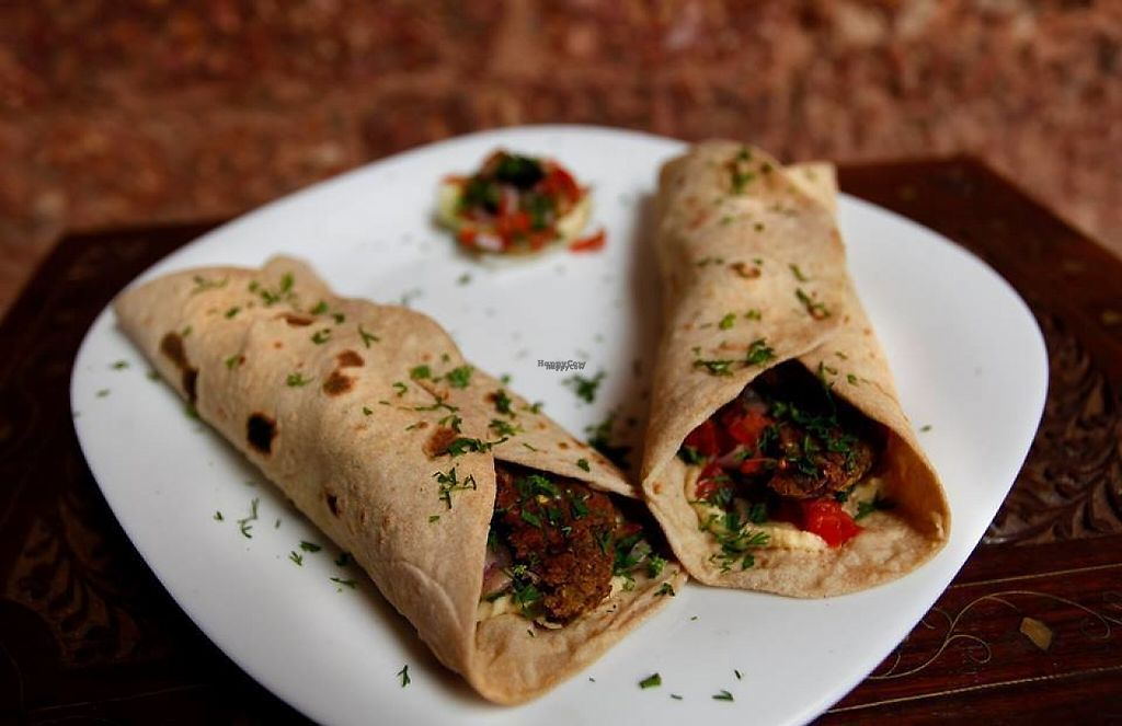 """Photo of Saraya  by <a href=""""/members/profile/community"""">community</a> <br/>veggie wrap  <br/> January 27, 2017  - <a href='/contact/abuse/image/80675/217999'>Report</a>"""