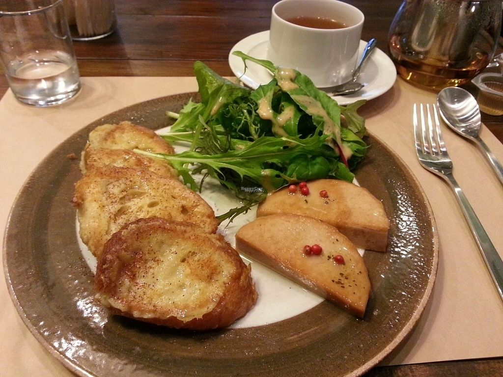 "Photo of Fukamidori  by <a href=""/members/profile/smilingsunflower"">smilingsunflower</a> <br/>Vegan French Toast <br/> September 28, 2016  - <a href='/contact/abuse/image/80685/178349'>Report</a>"
