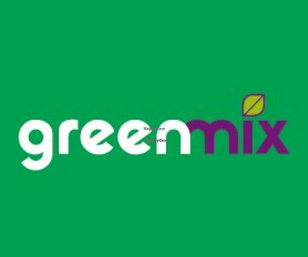 """Photo of Greenmix  by <a href=""""/members/profile/bfeitosa"""">bfeitosa</a> <br/>Logo <br/> October 3, 2016  - <a href='/contact/abuse/image/80687/327294'>Report</a>"""