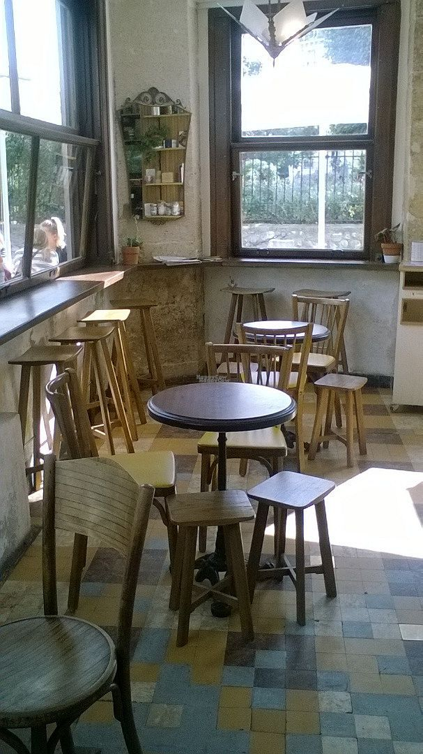 """Photo of Shakespeare and Company Cafe  by <a href=""""/members/profile/Sylvane"""">Sylvane</a> <br/>inside <br/> October 7, 2016  - <a href='/contact/abuse/image/80718/180225'>Report</a>"""