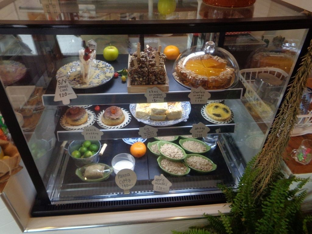 """Photo of Baba Eating House  by <a href=""""/members/profile/Kelly%20Kelly"""">Kelly Kelly</a> <br/>Baba Eating House - yummy desserts <br/> September 30, 2016  - <a href='/contact/abuse/image/80730/178680'>Report</a>"""