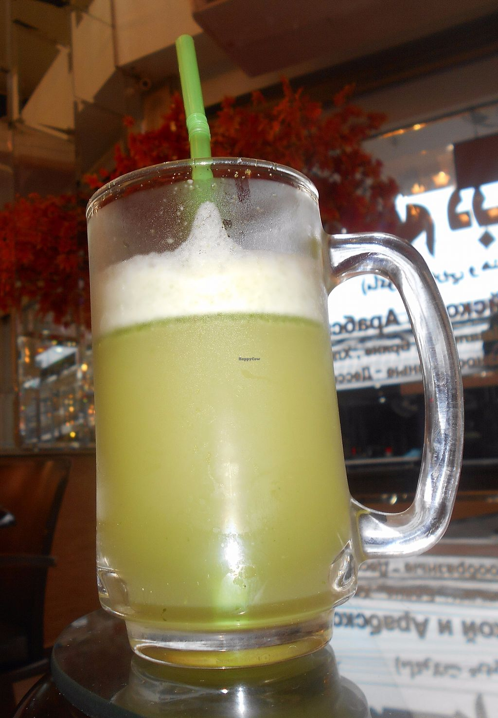 """Photo of Dubai Indian and Arabic Restaurant  by <a href=""""/members/profile/Kelly%20Kelly"""">Kelly Kelly</a> <br/>Dubai Indian and Arabic Restaurant (Formerly Al Diwan) 3 - Lemon Mint Juice!!! Fantastic flavor!!! <br/> July 10, 2017  - <a href='/contact/abuse/image/80733/278856'>Report</a>"""