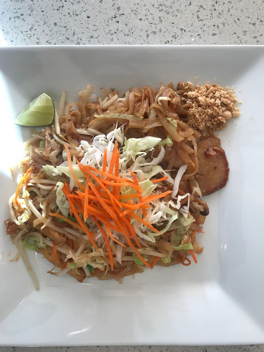 """Photo of Loving Hut  by <a href=""""/members/profile/irl.richard"""">irl.richard</a> <br/>Pad Thai <br/> October 9, 2017  - <a href='/contact/abuse/image/80749/313737'>Report</a>"""