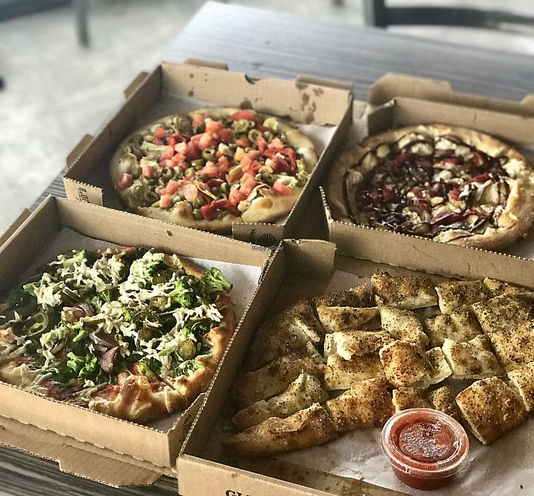 """Photo of Gourmet Pizza Company  by <a href=""""/members/profile/alysescotti"""">alysescotti</a> <br/>??? <br/> June 20, 2017  - <a href='/contact/abuse/image/8076/271484'>Report</a>"""