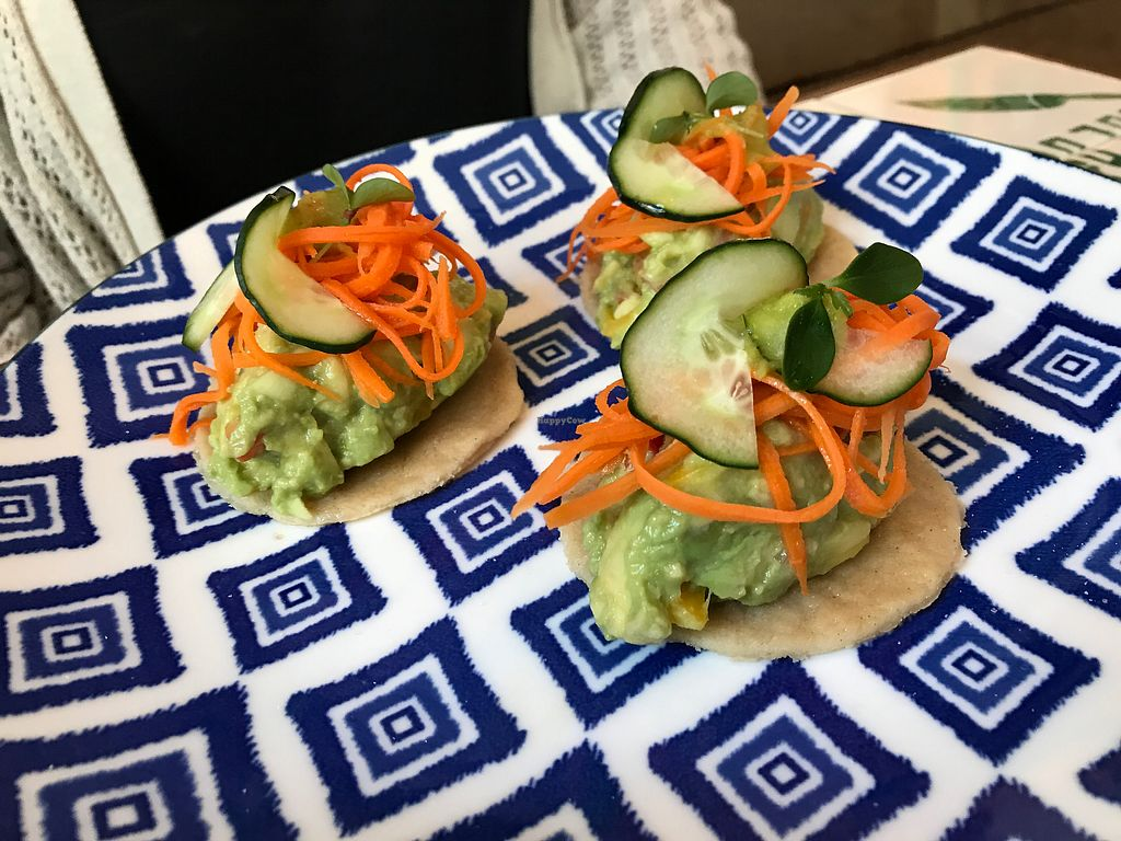 """Photo of Solo Crudo - Prati  by <a href=""""/members/profile/NorthOfSixty"""">NorthOfSixty</a> <br/>Tacos! <br/> October 13, 2017  - <a href='/contact/abuse/image/80789/314810'>Report</a>"""
