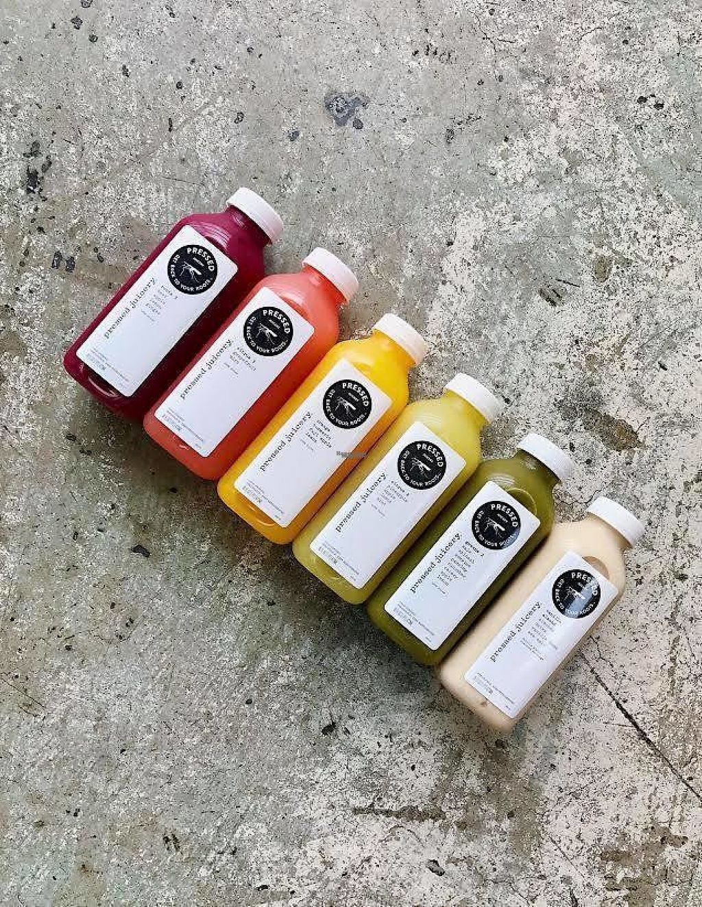 """Photo of Pressed Juicery  by <a href=""""/members/profile/community"""">community</a> <br/>fresh pressed juice   <br/> January 27, 2017  - <a href='/contact/abuse/image/80793/218003'>Report</a>"""