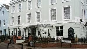 """Photo of The Farmer's Union Pub   by <a href=""""/members/profile/ANDREWS54"""">ANDREWS54</a> <br/>The farmer's union pub, Exeter,  <br/> October 16, 2016  - <a href='/contact/abuse/image/80795/182443'>Report</a>"""