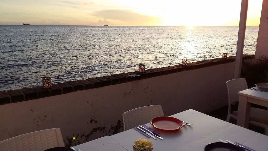 """Photo of Vita Vegetarian Cuisine  by <a href=""""/members/profile/Gudrun"""">Gudrun</a> <br/>Beautiful view from the terrace.  <br/> May 21, 2017  - <a href='/contact/abuse/image/80798/260928'>Report</a>"""