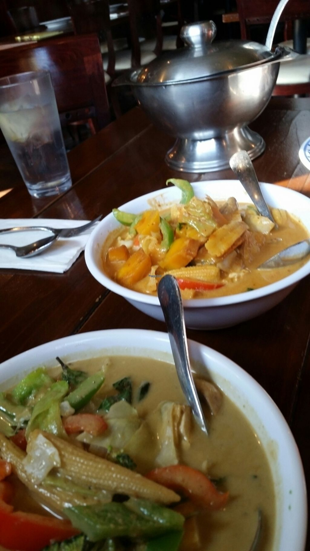 "Photo of Taste of Thai  by <a href=""/members/profile/True%20North"">True North</a> <br/>vegan avocado and pumpkin curries <br/> January 18, 2017  - <a href='/contact/abuse/image/80803/212973'>Report</a>"