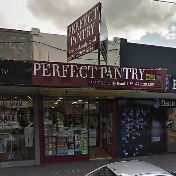 """Photo of Perfect Pantry  by <a href=""""/members/profile/sophiaw"""">sophiaw</a> <br/>Store front <br/> December 23, 2017  - <a href='/contact/abuse/image/80813/338492'>Report</a>"""