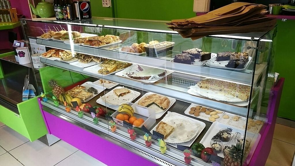 "Photo of Delicias y Namaste  by <a href=""/members/profile/beat"">beat</a> <br/>good selection of sweets and dishes <br/> February 10, 2017  - <a href='/contact/abuse/image/80824/225016'>Report</a>"