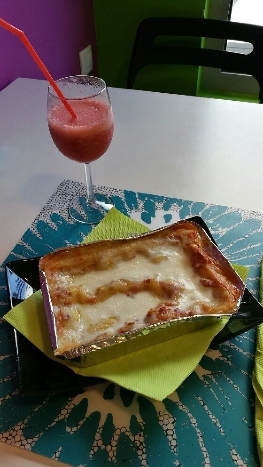 "Photo of Delicias y Namaste  by <a href=""/members/profile/beat"">beat</a> <br/>lasagne time!  <br/> February 10, 2017  - <a href='/contact/abuse/image/80824/225028'>Report</a>"