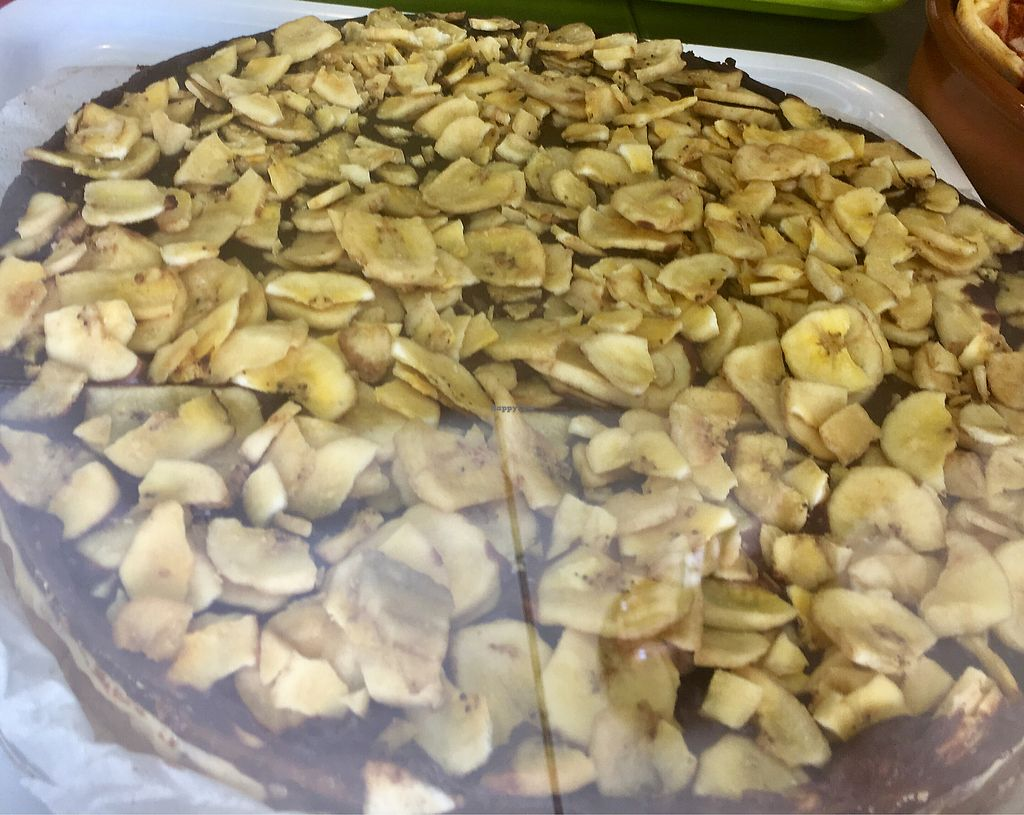"Photo of Delicias y Namaste  by <a href=""/members/profile/swampgirl67"">swampgirl67</a> <br/>Banana toffee cake <br/> April 9, 2018  - <a href='/contact/abuse/image/80824/382843'>Report</a>"