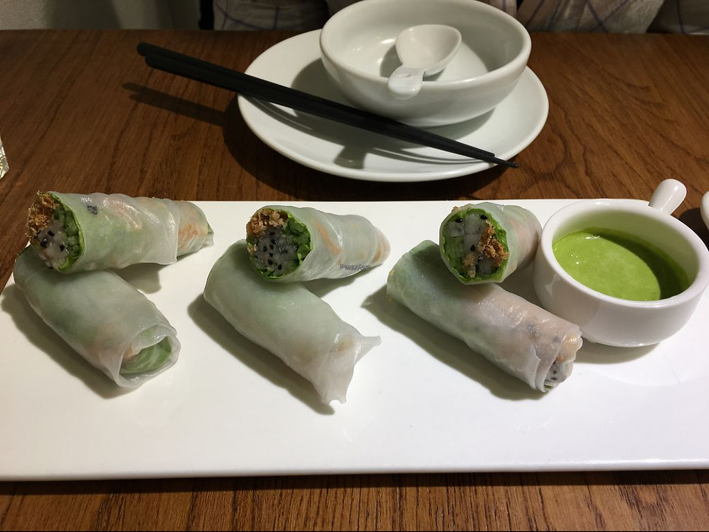 "Photo of If Vegan  by <a href=""/members/profile/IBANEZ"">IBANEZ</a> <br/>spring rolls  <br/> March 9, 2017  - <a href='/contact/abuse/image/80831/234506'>Report</a>"