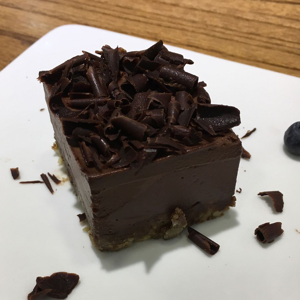 "Photo of If Vegan  by <a href=""/members/profile/HelenFry"">HelenFry</a> <br/>vegan mousse cake! 10/10 <br/> April 15, 2017  - <a href='/contact/abuse/image/80831/248374'>Report</a>"