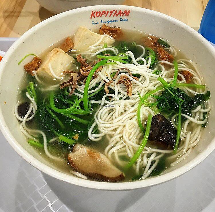 "Photo of Xuan Miao Vegan - SengKang  by <a href=""/members/profile/breakfastparadise"">breakfastparadise</a> <br/>Vegetarian youmian  <br/> March 22, 2018  - <a href='/contact/abuse/image/80860/374271'>Report</a>"