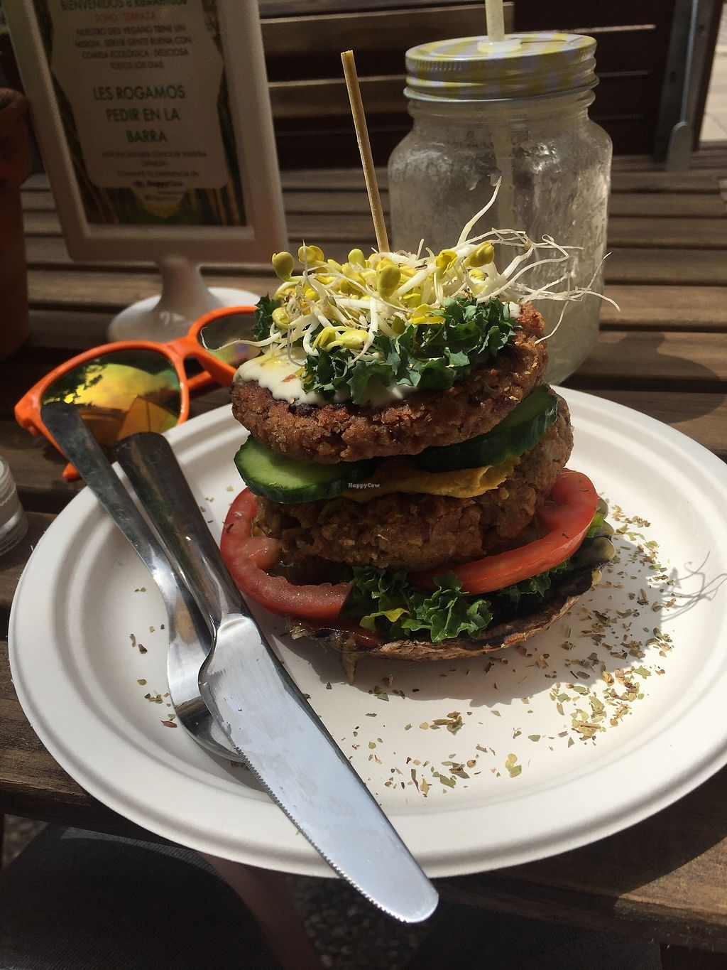 "Photo of RawAttitude  by <a href=""/members/profile/small_trees"">small_trees</a> <br/>Mushroom burger  <br/> July 17, 2017  - <a href='/contact/abuse/image/80893/281340'>Report</a>"