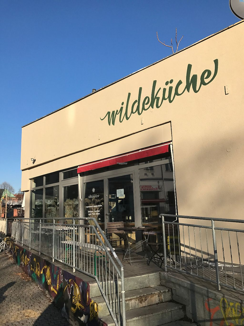 """Photo of Wildeküche  by <a href=""""/members/profile/Dakini05"""">Dakini05</a> <br/>Entrance of Wilde Küche <br/> January 25, 2017  - <a href='/contact/abuse/image/80903/216724'>Report</a>"""