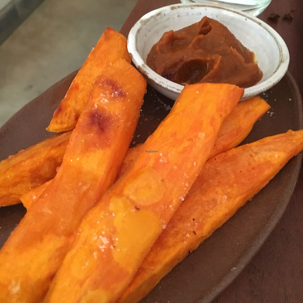 "Photo of Vibe Cafe  by <a href=""/members/profile/SuBravo"">SuBravo</a> <br/>Sweet potatoes chips  <br/> February 26, 2018  - <a href='/contact/abuse/image/80904/363954'>Report</a>"