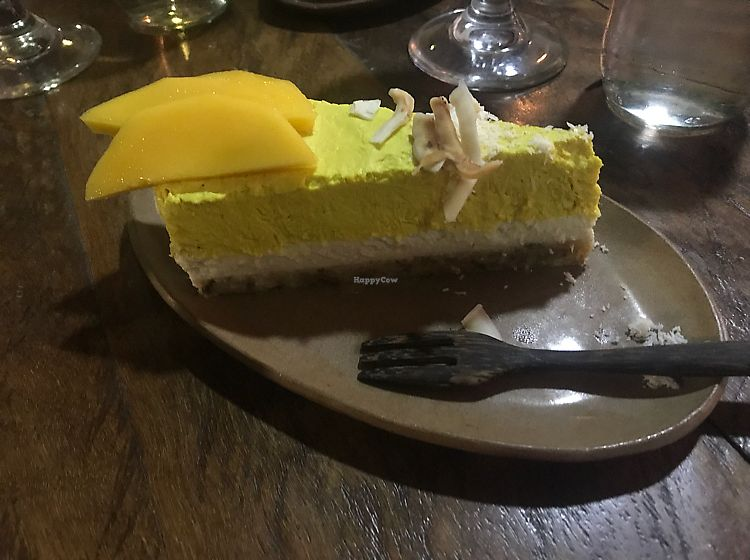 "Photo of Vibe Cafe  by <a href=""/members/profile/Kiki_Di"">Kiki_Di</a> <br/>mango cheesecake  <br/> March 11, 2018  - <a href='/contact/abuse/image/80904/369281'>Report</a>"