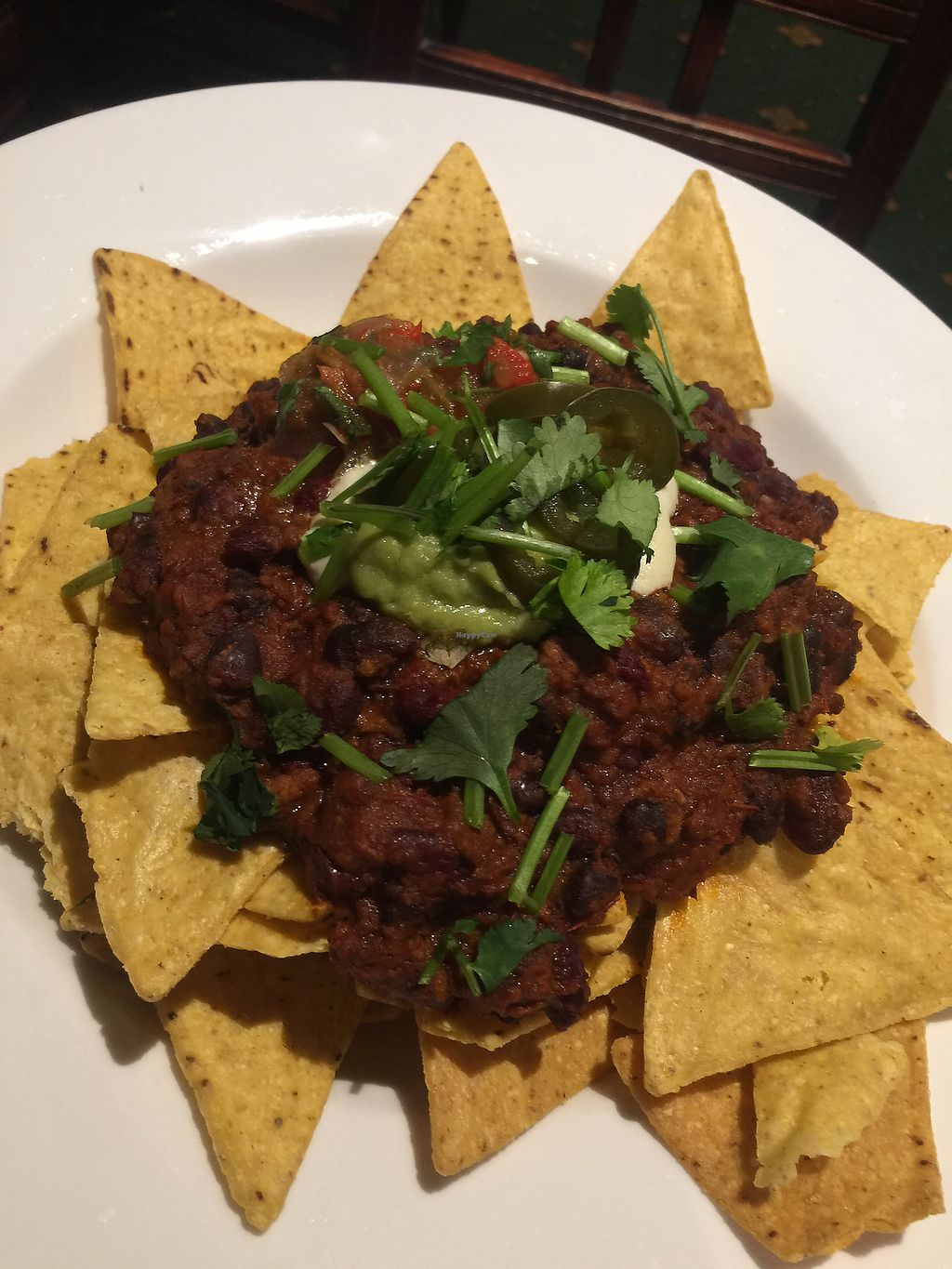 "Photo of The Green Lion Pub  by <a href=""/members/profile/GabriellaRuby"">GabriellaRuby</a> <br/>bean nachos <br/> July 9, 2017  - <a href='/contact/abuse/image/80920/278252'>Report</a>"