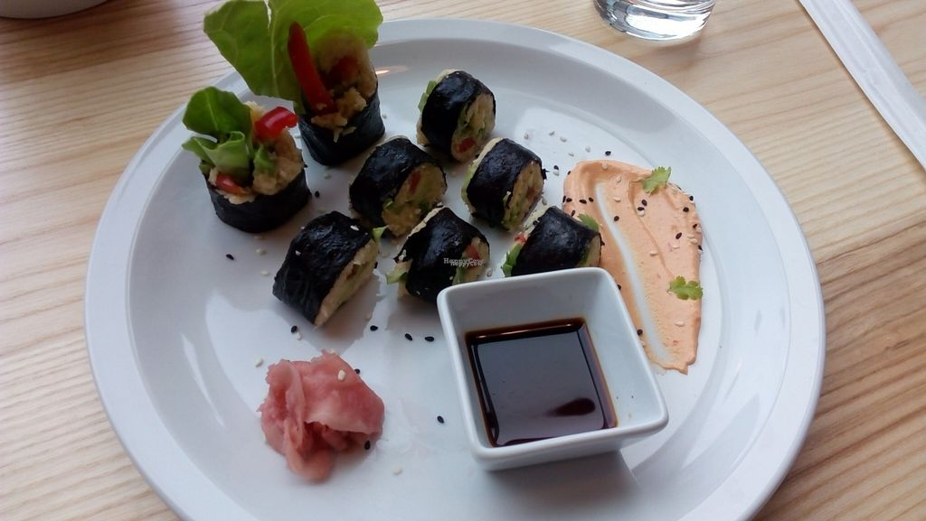 "Photo of CLOSED: LovingRaw  by <a href=""/members/profile/TomasKosina"">TomasKosina</a> <br/>Raw sushi <br/> October 5, 2016  - <a href='/contact/abuse/image/80935/179798'>Report</a>"